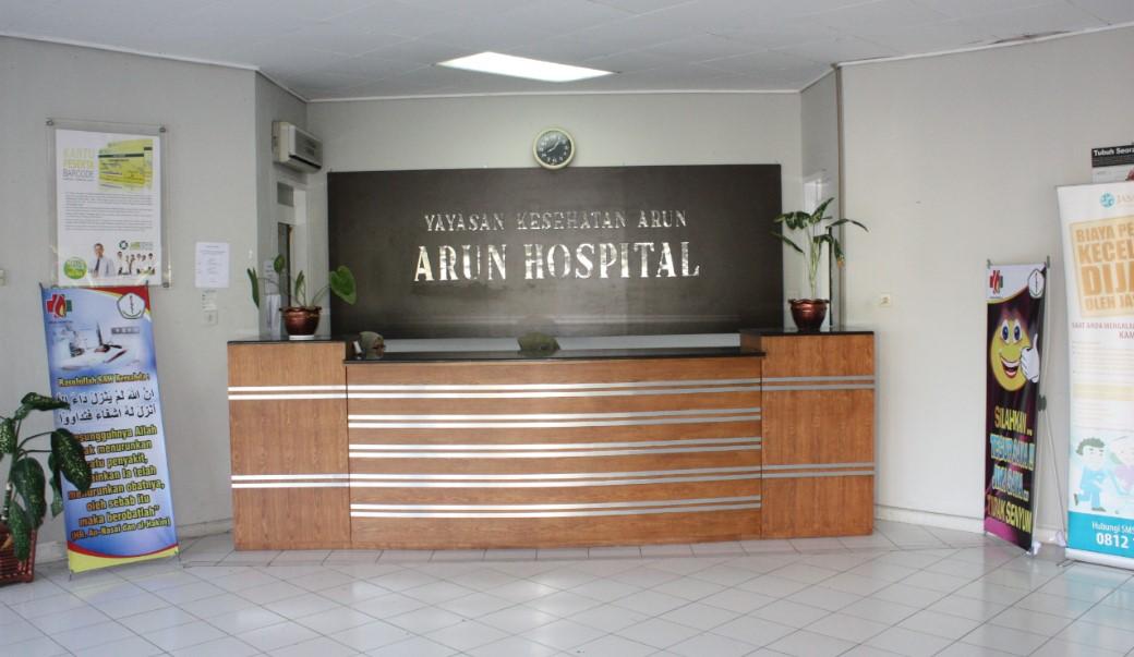 rumah sakit arun lhokseumawe